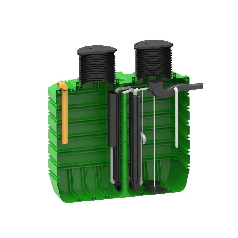 ROTO bioprečišćivać EcoBox