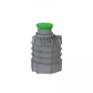 ROTO spremnik za vodu Rocko Ø1300 1700 L