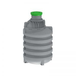 ROTO spremnik za vodu Rocko Ø1800 5000 L