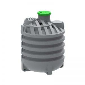 ROTO spremnik za vodu Rocko Ø2300 8700 L
