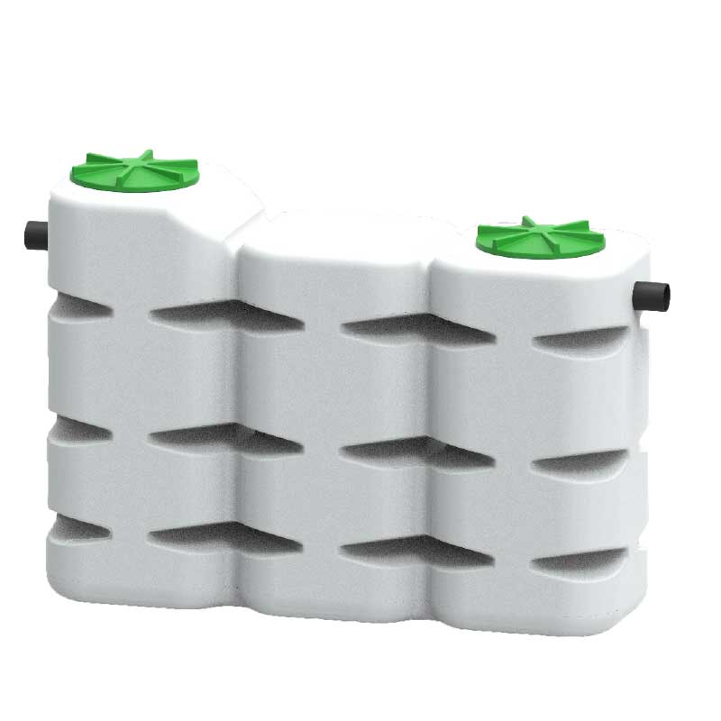 ROTO spremnik za vodu RoQuadro 2000 L