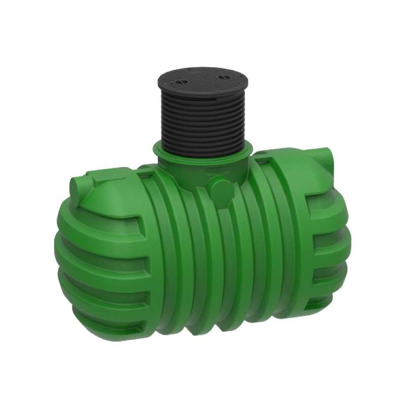 ROTO spremnik za vodu Roterra 3000 L