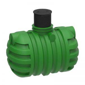 ROTO spremnik za vodu Roterra 6000 L