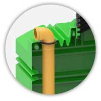 ROTO Biopročišćivač EcoBox SBR sistem