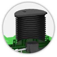 ROTO Biopročišćivač EcoBox teleskopsko poduženje