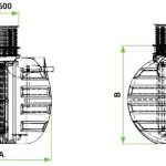 ROTO Biopročišćivač RoClean 4-8 ES