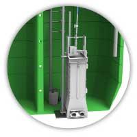 ROTO Biopročišćivač Romem membranska pumpa