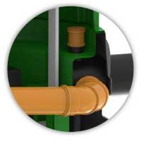 ROTO separator ulja Rooil obilazni vod 20% revizija za uzorke